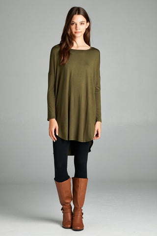 The Simple Life Tunic-4 Colors