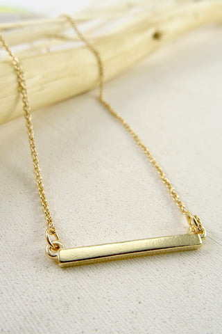 The Bestie Bar Necklace