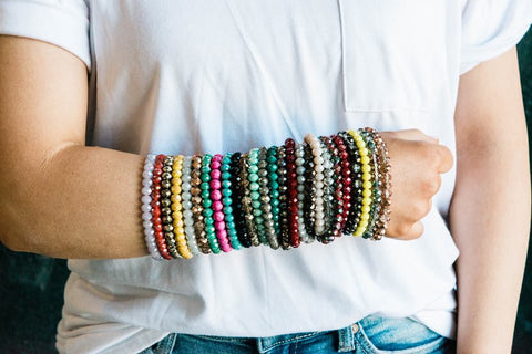 Color Pop Bracelets