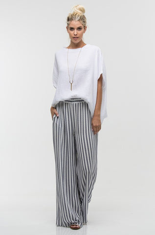 The Lolly Striped Pants-2 Colors