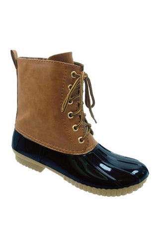 The Trend Duck Boots