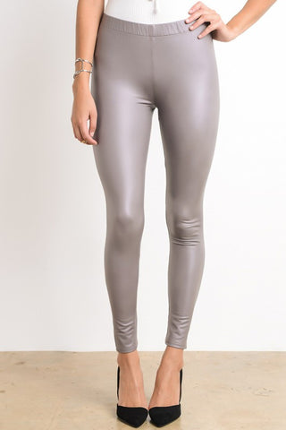 The Pearl Grey Leggings