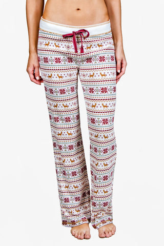 Lost in Wonder Deer PJ Pants