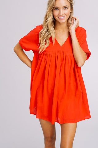 The Babydoll Tunic-2 Colors