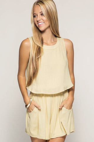 The Sweet Summer Romper