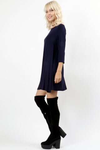 The Betsy Tunic - 3 Colors