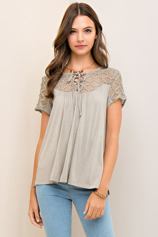The Jillian Blouse