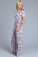 The Floral Day Maxi