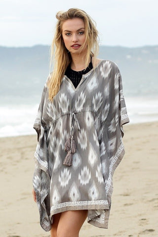 The Ikat Coverup-2 Colors