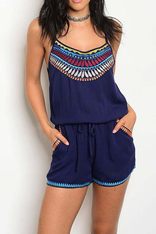 The Brentwood Romper