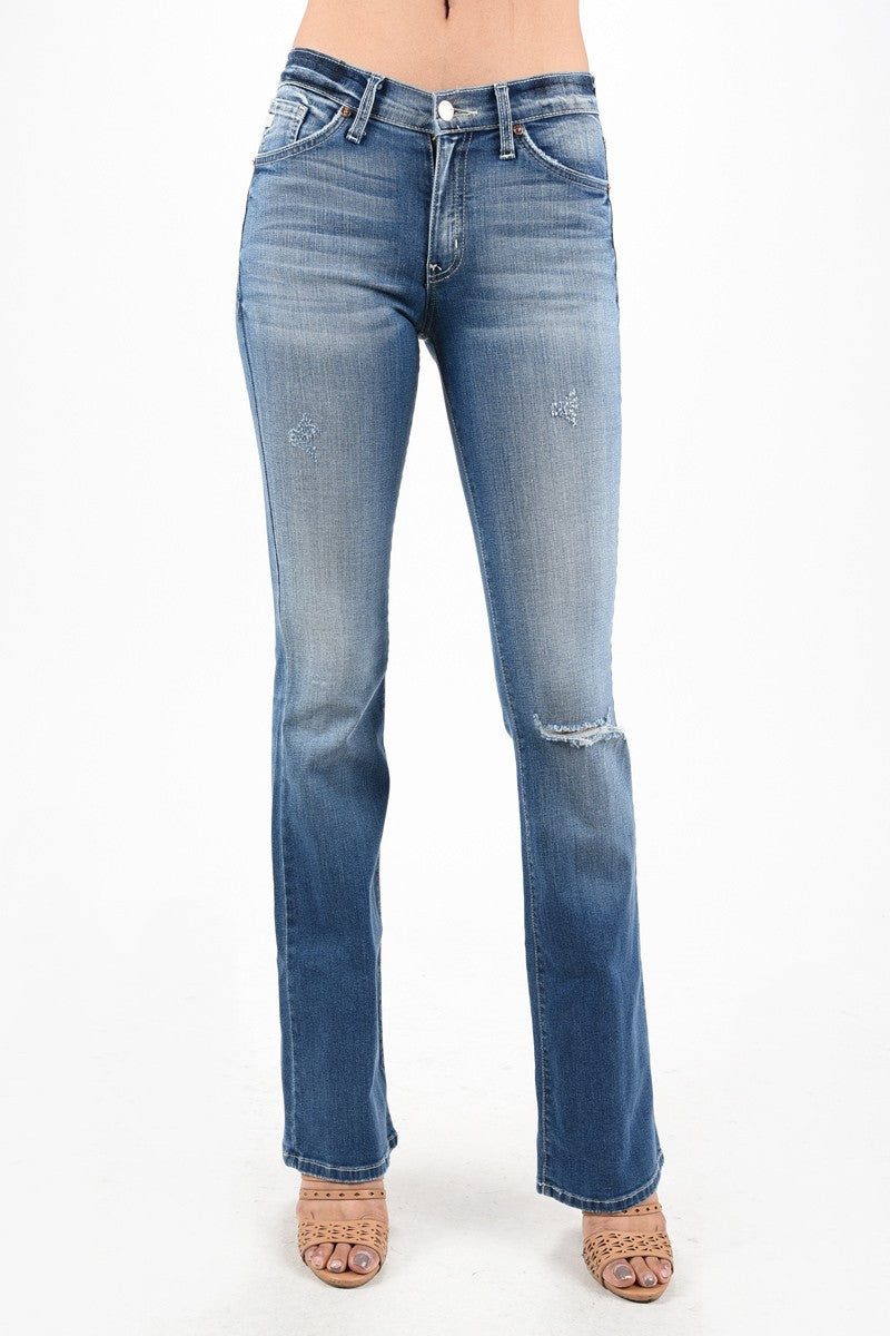 The Hayes Straight-Leg Jeans