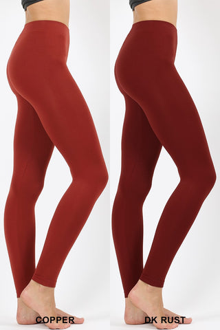 The Ultimate Seamless Leggings-8 Colors