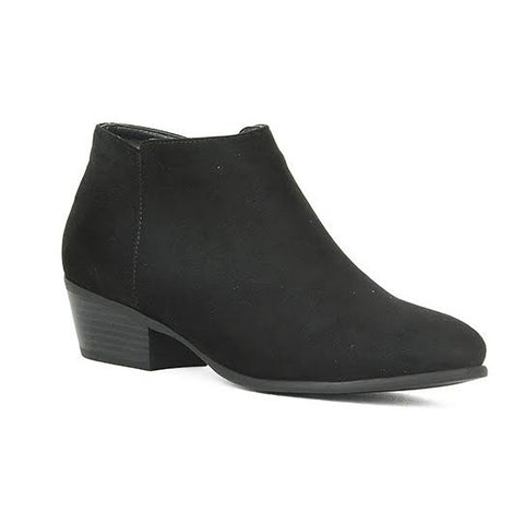 The Gotta Have Them Black Booties
