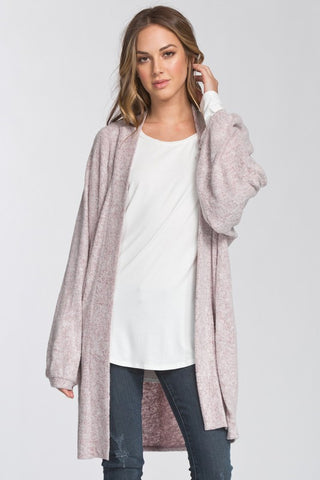 The Soft and Sweet Cardigan-2 Colors