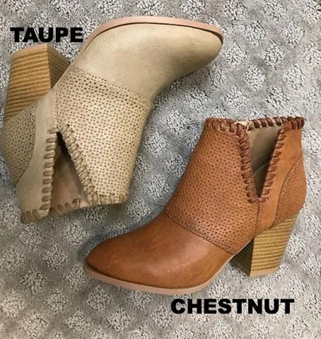 The Preston Booties-2 Colors