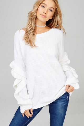 The Holiday Mixer Sweater-2 Colors