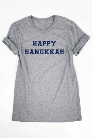 Happy Hanukkah VS Tee