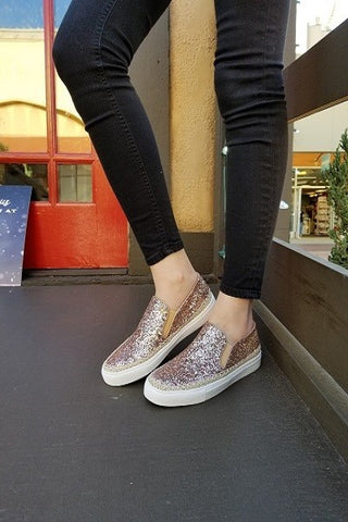 The Glitter Sneaks-2 Colors