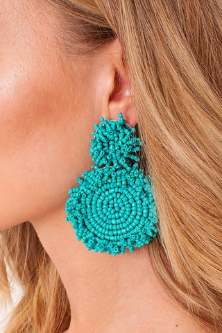 The Zoe Earrings in 10 Colors