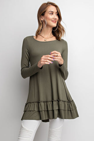 The Renee Tunic-5 Colors