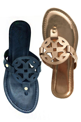 The Rory Sandals in 3 Colors