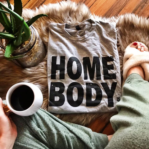 The Homebody Tee
