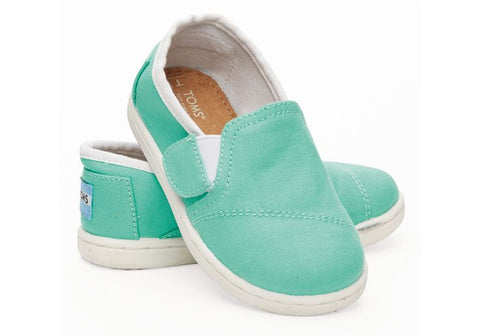 Avalon Green Canvas Sneaker