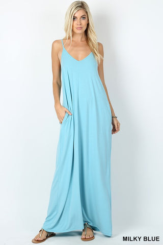 The Lexie Maxi-11 Colors