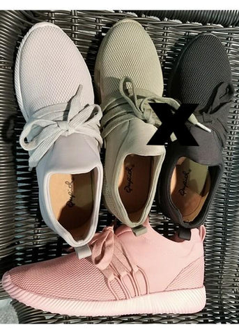 The Athleisure  Sneakers-2 Colors