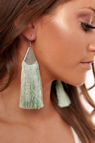 The Nora J Earrings-3 Colors