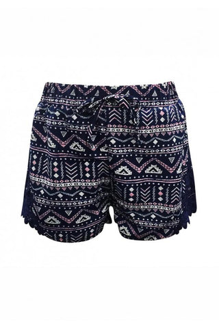The Avery Shorts in Aztec