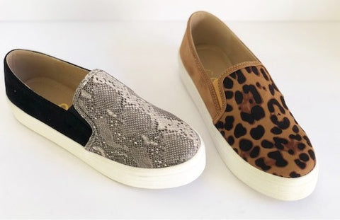 The Leopard Sneaks