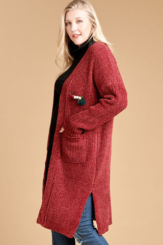 The Perfect Cardigan in 3 Colors-PLUS