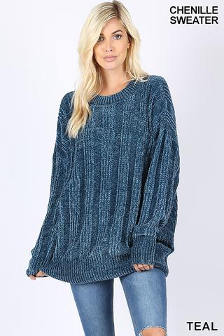 The Hold me Tight Sweater-4 Colors