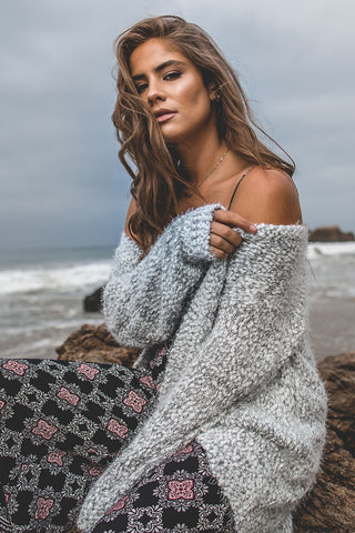 The Blanket Cardigan