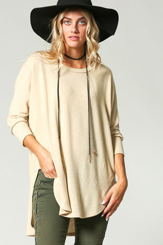 Easy Like Sunday Tunic-2 Colors