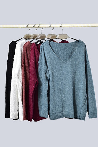The Demi Sweater-5 Colors