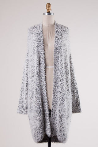 The Luxe Blanket Cardigan