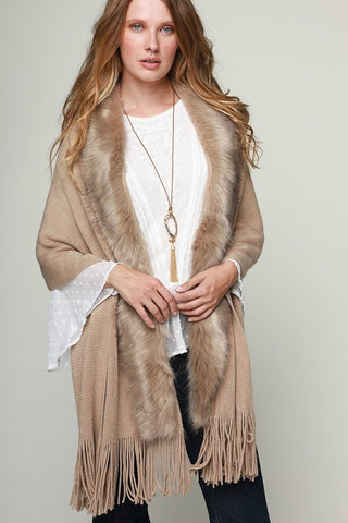 The Fur Throw-2 Colors