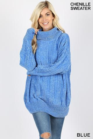 Hold me Tight Turtleneck-3 Colors