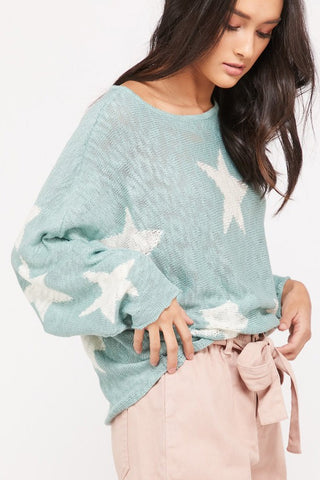 The Simon Sweater-2 Colors