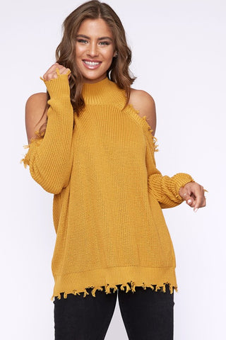 The Coco Sweater in 2 Colors
