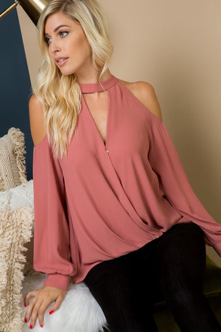The Date Night Top-2 Colors