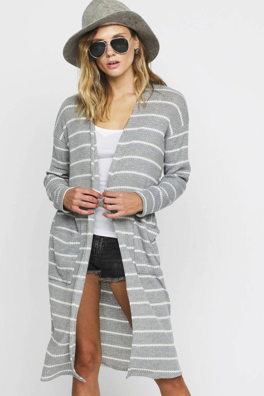 The Bennett Cardigan in 5 Colors