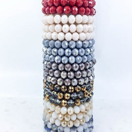 The Crystal Triple Stack-7 Colors