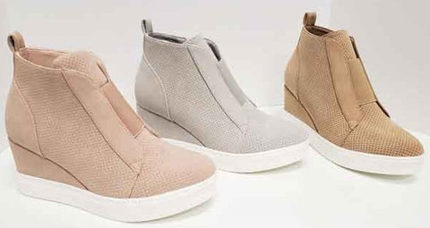 The Blanca Booties-Spring Colors
