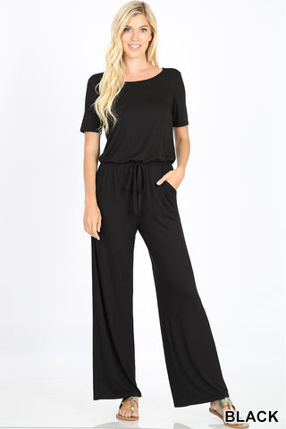 The Louisa Jumpsuit in 2 Colors