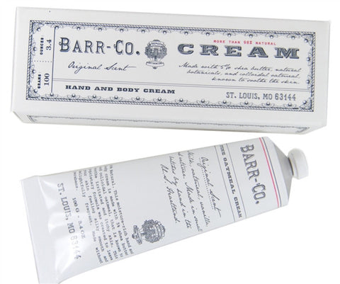Hand Cream Tube- 4 scents