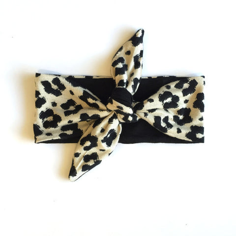 Cheetah Reversible Bandana