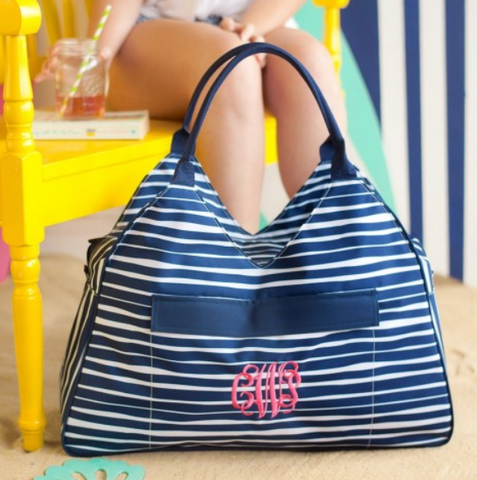 The Tides Beach Bag